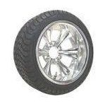 "12"" New Era Polished Alum Wheel w/ 215x30-12 Low Profile Tires"