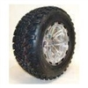 "12"" 3+4 8 Spoke Split Spider w/ 23x10.5-12 All Trail Tire"