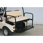 Steel Frame Flip Flop Rear Seat Kit, Club Car