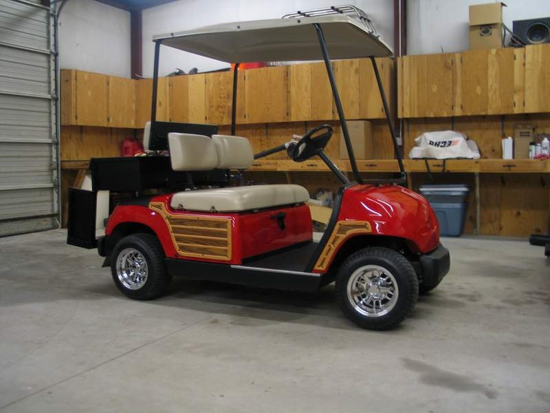 Woody Kit for Yamaha G14 to G22: Golf Cart Accessories and Parts on yamaha wr, yamaha g9 golf cart accessories, yamaha gas golf cart parts, yamaha golf car parts,