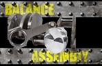 Balance Assembly (Mallory additional if required)
