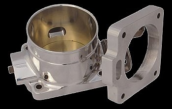 Ford Mustang 3 8L V6 ('99-'00) - Throttle Body - 65mm - with cable guide