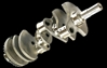 Scat Pro Series 4340 Crankshaft Ford 3.750 Stroke
