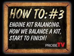 HOW TO VIDEO: Engine Kit Balancing - How an Engine Kit is balanced