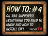 HOW TO VIDEO: Oil Rail Supports_Everything You Need To Know  How To Install