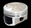 Olds 455 15.0cc Wiseco Flat top Pro Tru Pistons