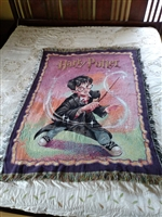 Harry Potter tapestry blanket 2000