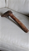 Antique hand held scraping tool hand made