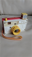 Fisher Price camera 1967 working and looks great