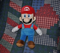 Nintendo plush toy