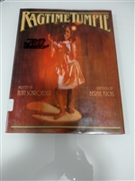 Ragtime Tumpie First Edition hardcover book 1989