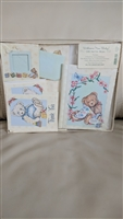 New Baby gift set by Debra Jordan Bryan