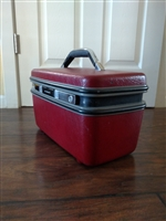 Samsonite hard case makeup traveling bag