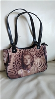 Marilyn Monroe trademark fabric purse shoulder bag