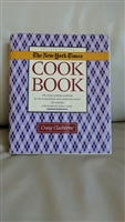 New York Times 1990 revised Cook Book C Claiborne