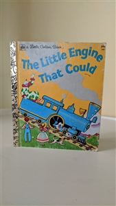 The Little Engine that Could A Little Golden Book