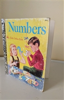 Numbers by A Little Golden Book from 1977