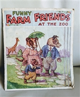 Saml Gabriel Sons and Co 1938 Funny Farm Friends