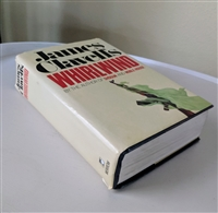 James Clavell Whirlwind hardcover book 1986