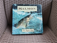 The Angler's Guide Salmon hardcover book T Frew