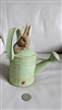 Beatrix Potter Peter Rabbit bookend by F M Co 1999