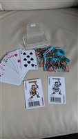 Hawaiian deck of cards Life is a beach in a box