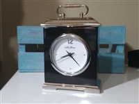Vintage Seth Thomas clock in an elegant design