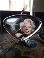 Marilyn Monroe Hollywood alarm clock by Centric