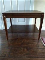 Mersman vintage end table