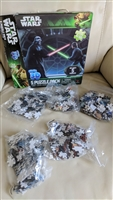 Star Wars Super 3D five puzzle pack from Lucasfilm
