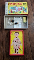 OPERATION 1965 original boxed game Milton Bradley