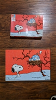 Peanuts Puzzle 1958 by MB 100 series 108 pieces