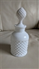 Westmoreland perfume bottle English hobnail design
