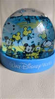 Walt Disney World Snow Dome snow globe 2009