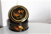 Russian Lacquer wooden Gold Fish box