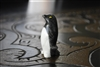 Marble Penguin hand carved figurine