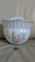 Maryleigh Staffordshire England wall planter Roses
