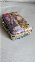 Japanese makeup or coin wallet storage hard case