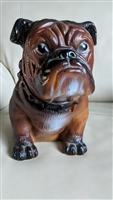 Mack Trucks BullDog Advertisement Money Bank