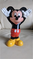 Walt Disney Mickey Mouse squeaky toy