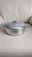Everlast Forged Aluminum casserole dish with lid