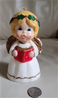 Christmas Spirit JASCO Angel candle from 1981