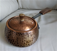 Swiss copper pot Stockli Nestal