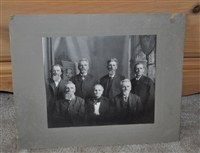 Spia family photograph 1800s