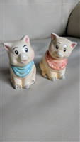 Porcelain pigles shakers by Mercuries 1994