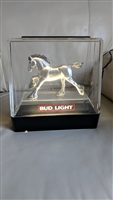 Budweiser Clydesdale Bar accent lamp