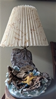 Nautical Shipwreck lamp by Continental Studios