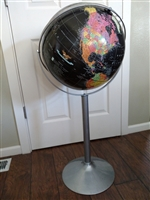 Replogle globe floor decor