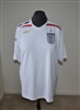 England Official Football shirt 2007-2009