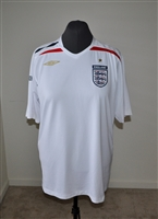English football shirt